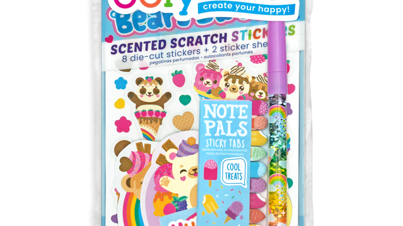 Beary Yummy Happy Pack