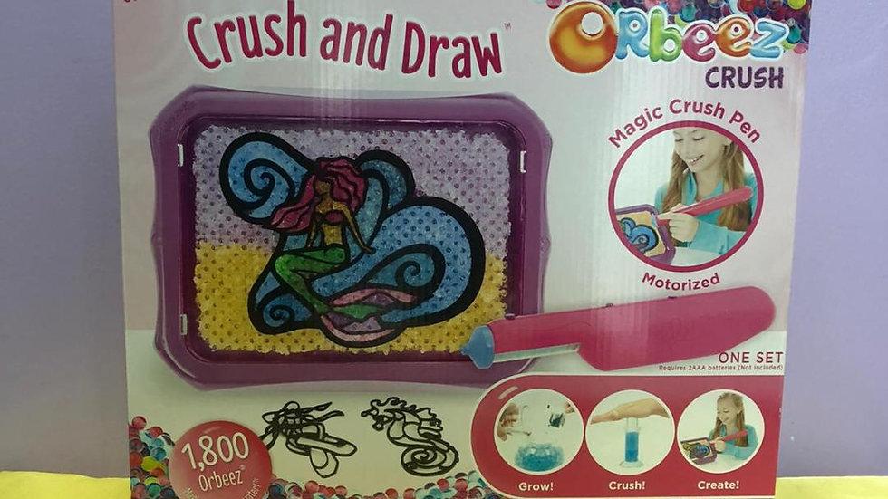 Crush And Draw