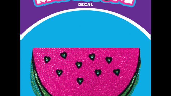 Watermelon Rhinestone Decals