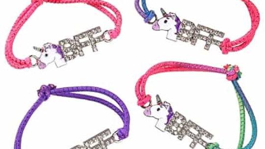 Unicorn Stretch BFF Bracelet