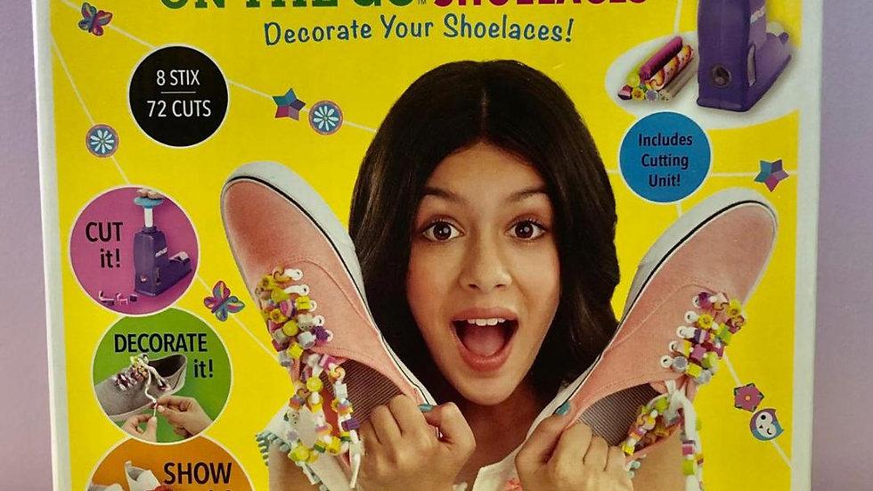 Cutie Stix On The Go Shoelaces