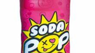 Soda Pop Microbead  Pillow