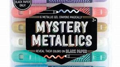 Mystery Metallics Gel Crayon