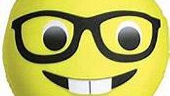 Nerd Emoji Microbead Pillows