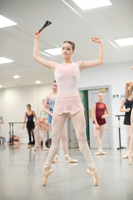 BALLERINA SERIES INTENSIVE/ BALLET ARTS PROJECT