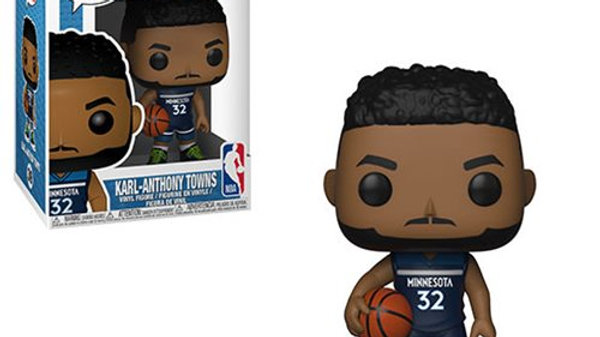 Funko Pop Karl-Anthony Towns  #39