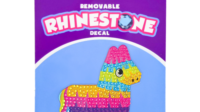 Pinata Rhinestone Decal Small