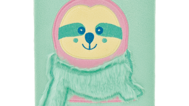 Sloth Furry Journal