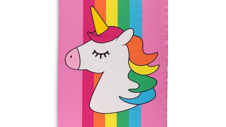 Towel Unicorn Stripe Beach Towel