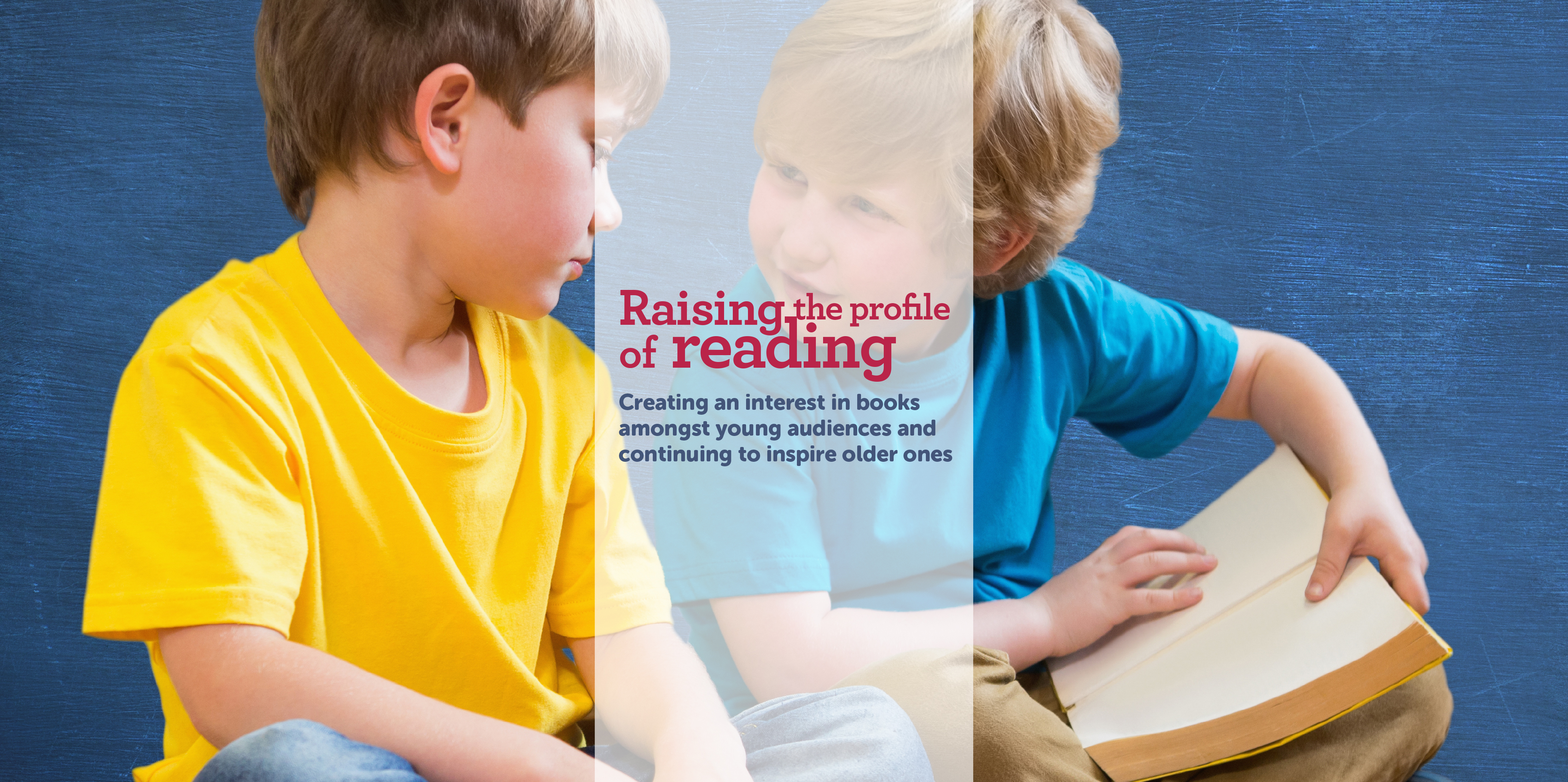 Raising the profile of reading