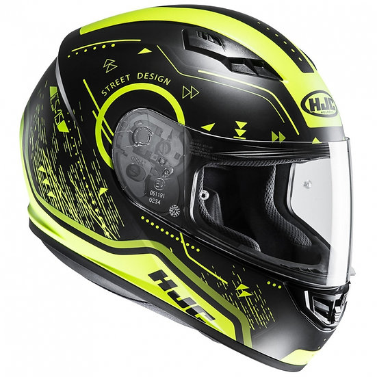 HJC CS 15 HELMET - SAFA MC4HSF