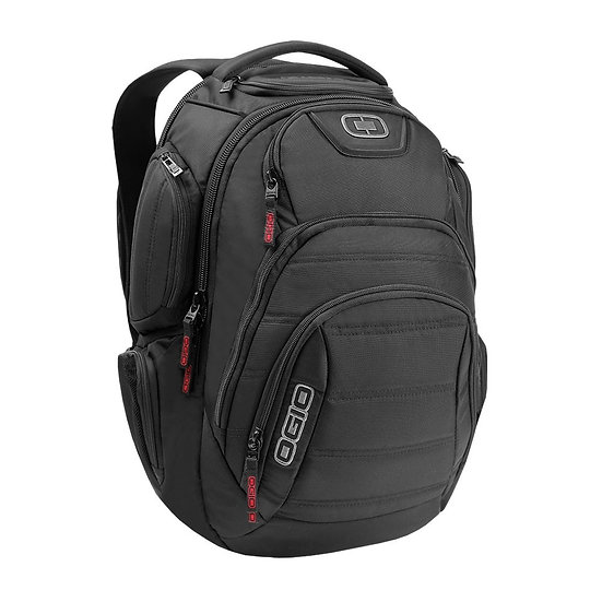 OGIO Renegade RSS Laptop Backpack - Black