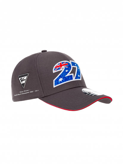 Cap Casey Stoner World Champion 2007-2011