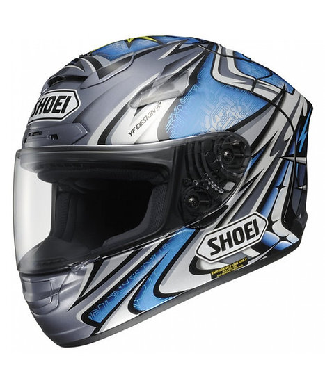 Shoei X12 Helmets, Motorcycle Helmets, Full Face Helmets