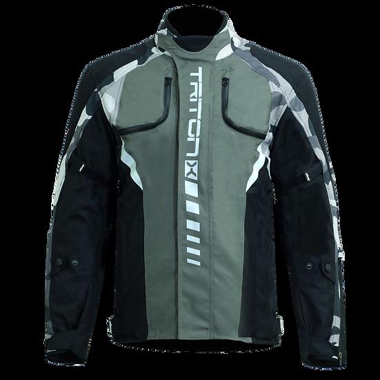 DSG Triton X Jacket - Camo/Grey