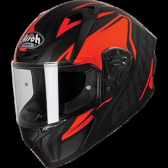 Airoh Valor Helmet - Impact Orange Matt