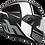 Thumbnail: Airoh ST301 Helmet - Wonder Black Matt