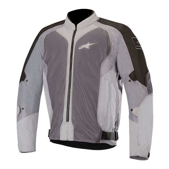 Alpinestars Wake Air Jacket - Black/Gunmetal