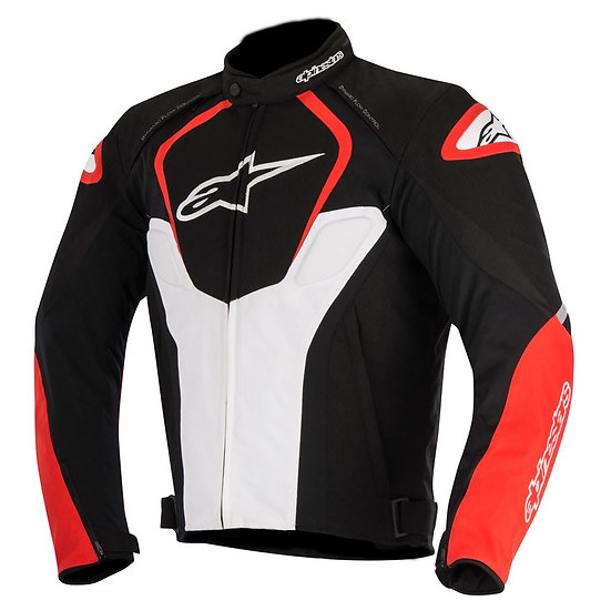 Alpinestars T-Jaws V2 Air Jacket - Black/White/Red
