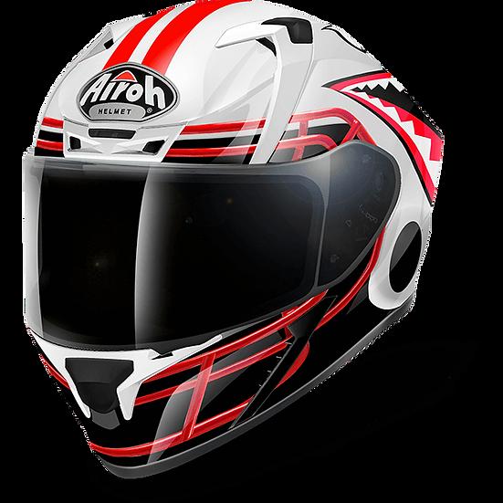 Airoh Valor Helmets, Motorcycle Helmets, Full Face Helmets