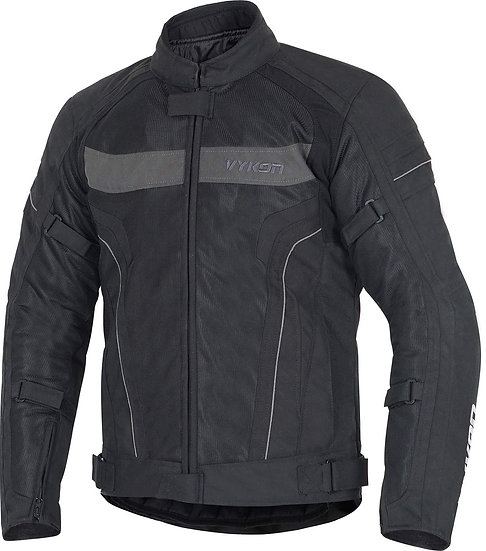 Vykon Inducation Jacket - Black