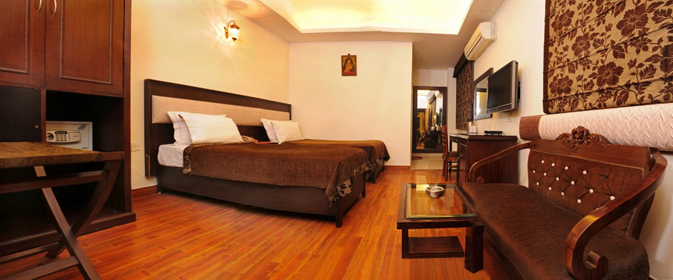 Hotel Super Deluxe Room Twin