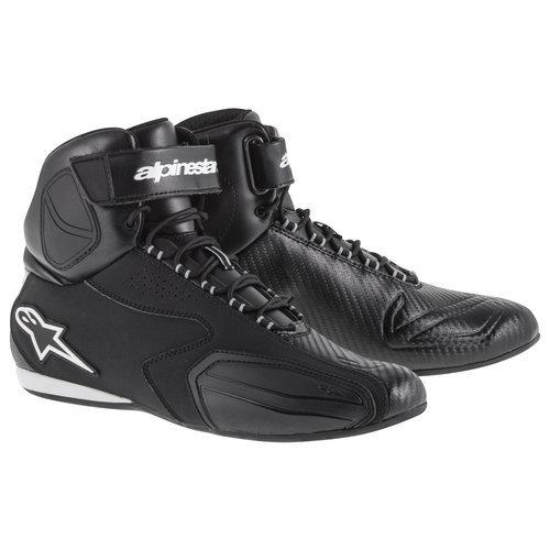 Alpinestars Faster Vented Shoes - Black