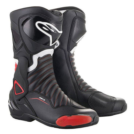 Alpinestars SMX 6 V2 Boots - Black/Red