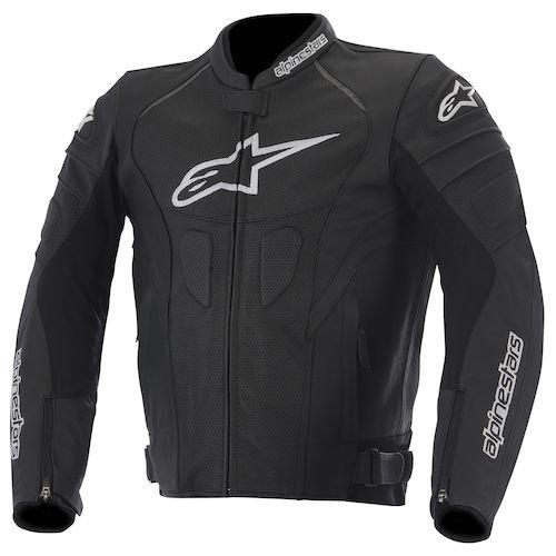 Alpinestars GP Plus R Leather Jacket - Black