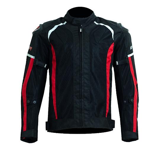 DSG Evo R Jacket - Black/Red