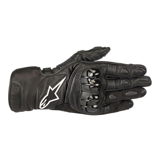 Alpinestars SP-2 V2 Leather Gloves - Black