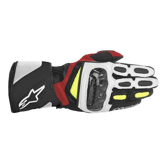 Alpinestars SP-2 Gloves - Black/White/Red