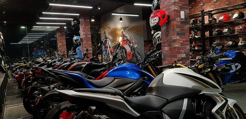 Pre Owned Superbikes