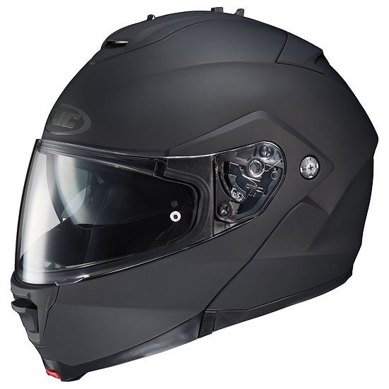HJC IS MAX 2 HELMET - BLACK