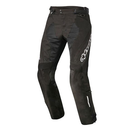 ALPINESTARS STRIKER AIR PANTS - Black/White