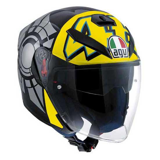 AGV Helmets, Motorcycle Helmets, Open Face Helmets