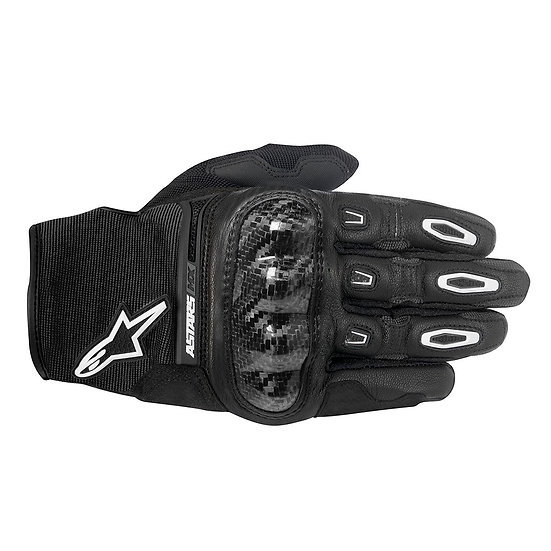 Alpinestars Megawatt Hard Knuckle Gloves - Black