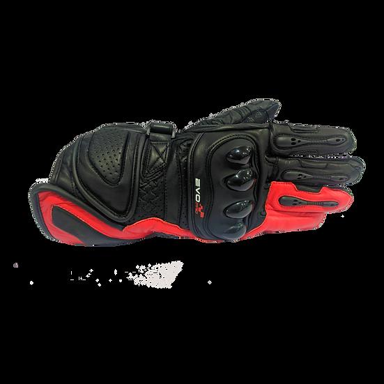 DSG Evo Pro Gloves - Black/Red