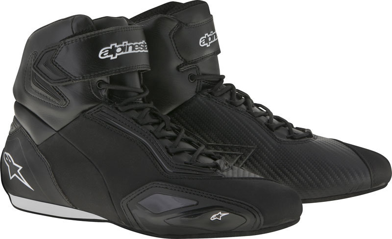 Alpinestars Faster 2 Shoes - Black