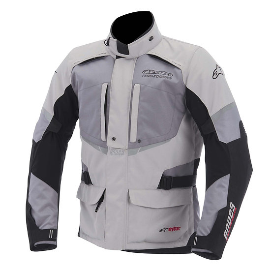 Alpinestars Andes Drystar Jacket - Black/Grey