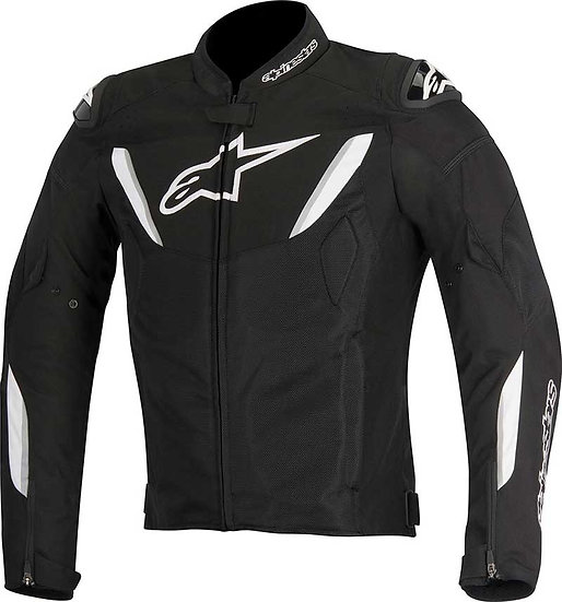 Alpinestars T-GP R Air 2 Jacket - Black/White