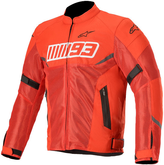 ALPINESTARS LOSAIL AIR JACKET - MM93 LIMITED RED
