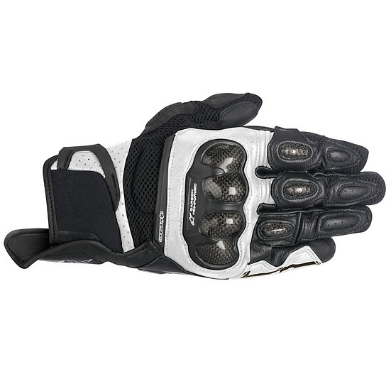 Alpinestars SP X Air Carbon Gloves - Black/White
