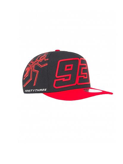 Cap Marc Marquez Big 93 Ant