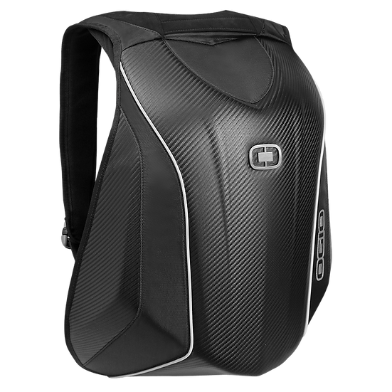 OGIO No Drag Mach 5 Motorcycle Backpack - Black