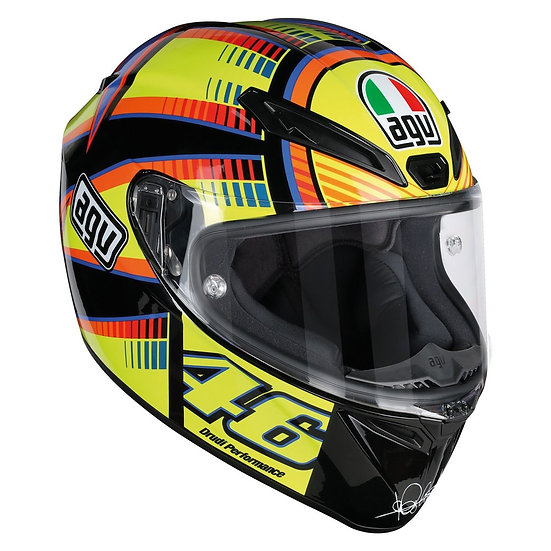 AGV Veloce S Helmet - Soleluna