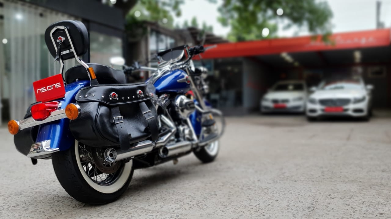 HD HERITAGE SOFTAIL CLASSIC