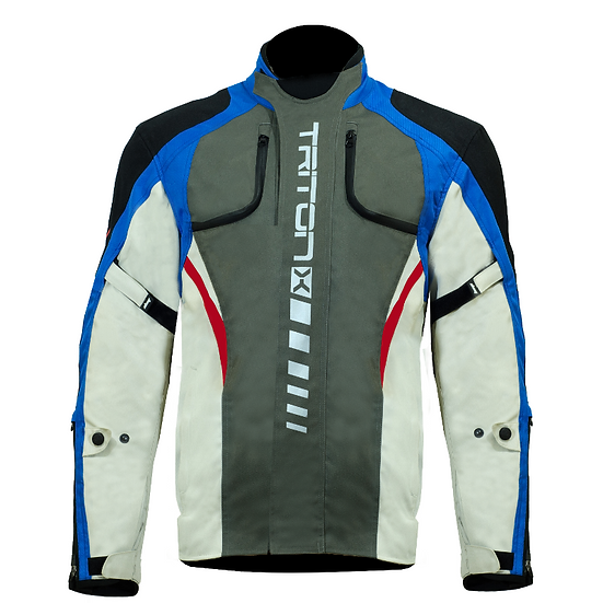 DSG Triton X Jacket - Blue/Grey