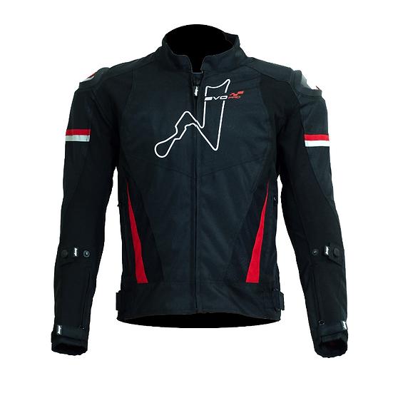 DSG Evo Pro Jacket - Black/Red