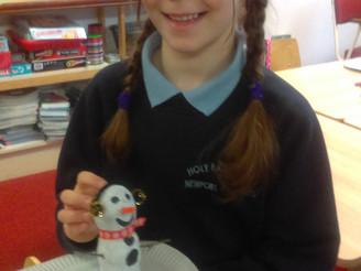 Check out our BRR-illiant snowmen!